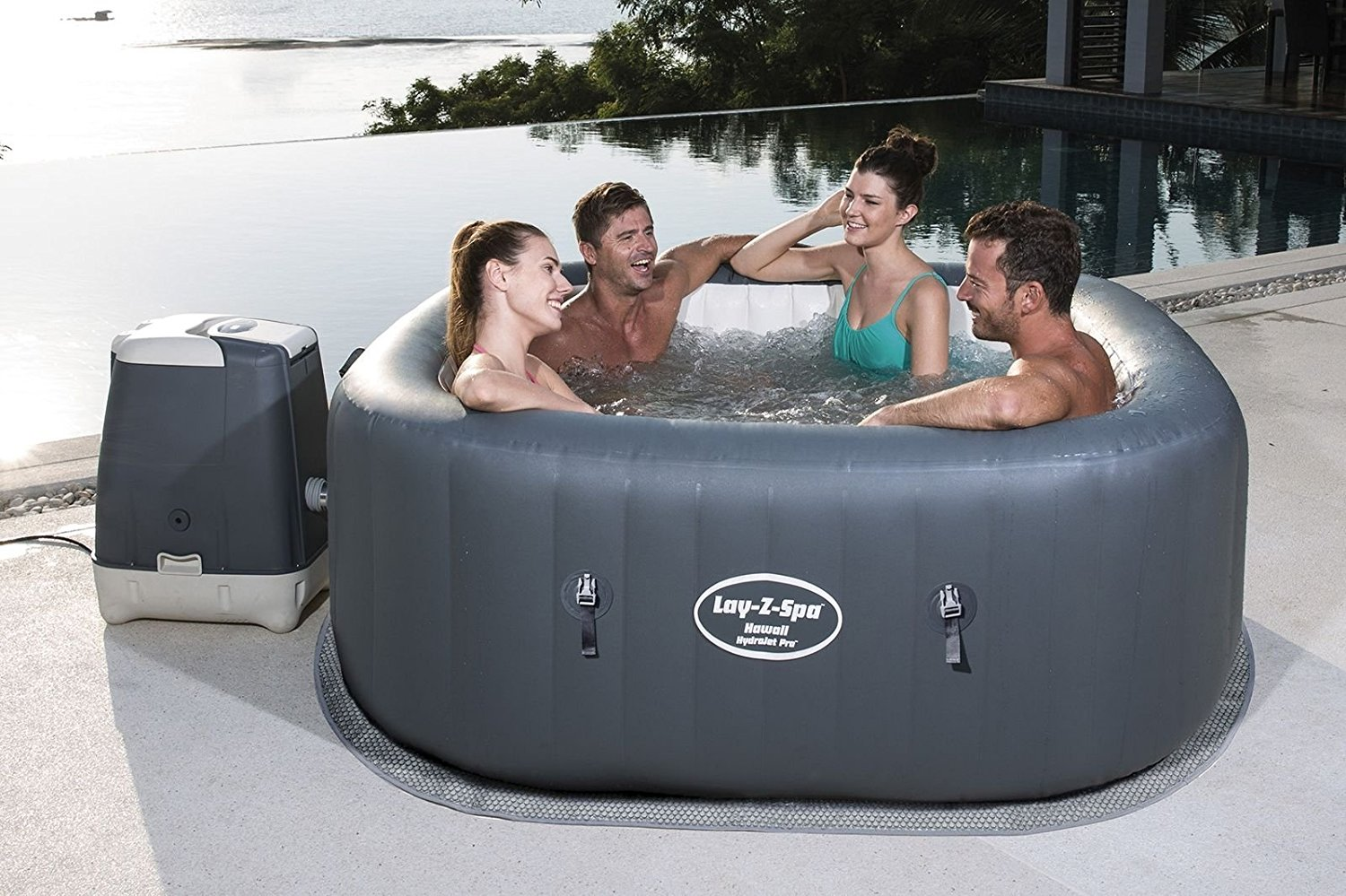 jacuzzi lay z hawaii barato